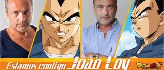 João Loy, voz de Vegeta, sofreu um enfarte