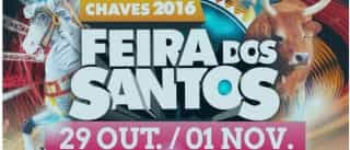 Feira dos Santos de Chaves espera 100 mil visitantes