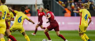 Seleção feminina no Euro: As possíveis adversárias e as datas a saber