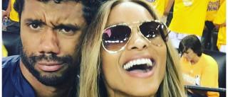 Alguns dos momentos íntimos e divertidos da cantora Ciara