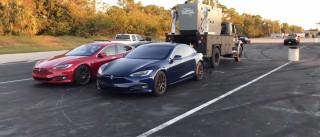 Model S da Tesla quebra outro recorde de velocidade