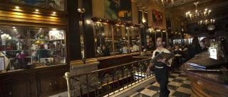 'Cafés históricos' em série filatélica dos CTT