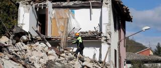 Itália destinará 40 milhões de euros para ajudar afetados por sismos