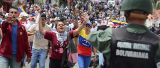 Exército venezuelano vai fiscalizar empresas de alimentos e medicamentos