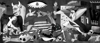 'Aleppo(nica)', o cartoon que deu visibilidade a Vasco Gargalo