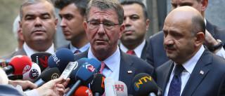 Turquia quer operação da NATO no Egeu concluída até ao fim do ano