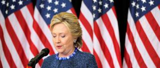 """""""Resistência"""" e """"Persistência"""". A mensagem de esperança de Hillary"""