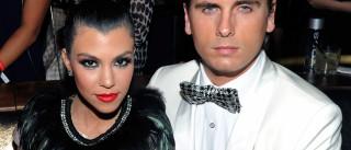 Kourtney Kardashian e Scott Disick de novo juntos