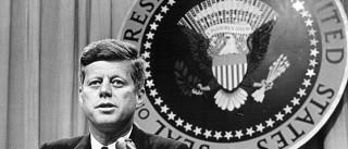 Diário de John F. Kennedy escrito após Guerra vendido por 660 mil euros