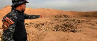 Forças iraquianas recuperam quatro localidades a nordeste de Mosul