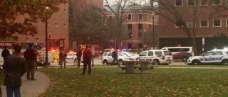 Tiros em universidade norte-americana. Pelo menos sete pessoas feridas