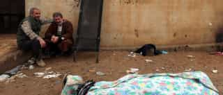 Dezenas de civis morreram em bombardeamentos do Daesh em Mossul