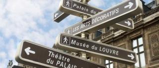 Grafismo de exposições e museus de Paris têm assinatura portuguesa