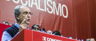 Carlos Carvalhas fala em preparar Portugal para sair da moeda única