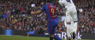 El Clásico: Golo de Sergio Ramos dá ao Real um empate com sabor a vitória