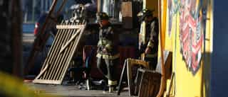 Número de mortos em incêndio em discoteca de Oakland sobe para 30