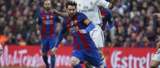 Após o 'El Clásico', Messi disse a jogador do Real para sair do clube