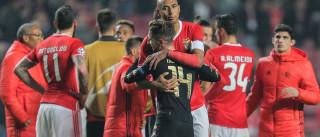 Os possíveis adversários do Benfica nos 'oitavos' da Champions