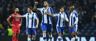 FC Porto carimbou apuramento com chuva de golos e... recordes