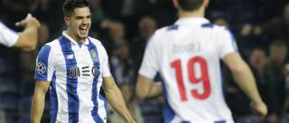 Mais de 20 clubes observaram a noite de sonho de André Silva e companhia