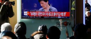 É oficial: Coreia do Sul aprova destituição da Presidente