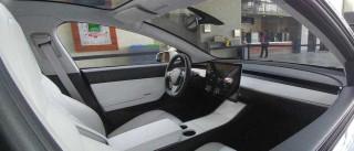 Imagens mostram como será o interior do Model 3 da Tesla