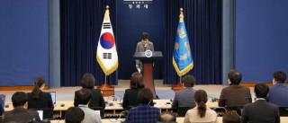 Destituída, Presidente da Coreia do Sul pede desculpas ao país