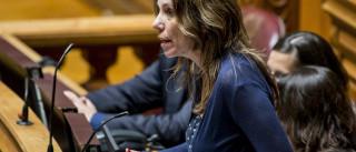 Verdes organizam jornadas parlamentares com Almaraz na agenda