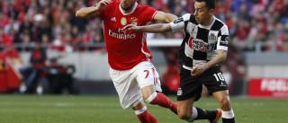 Samaris com um pé na Premier League