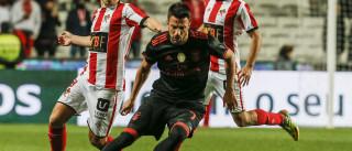 Acordo total entre Benfica e Sunderland: Samaris fica dependente de Moyes