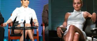 Jennifer Lopez é comparada a Sharon Stone
