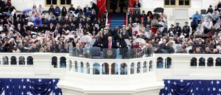 Trump fez o juramento e é o 45.º presidente dos EUA. Acompanhe ao minuto