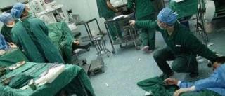 Cirurgião desmaia após maratona de cirurgias