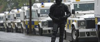"""Disparo """"terrorista"""" numa gasolineira em Belfast fere um polícia"""