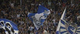 FC Porto anuncia que esgotaram os bilhetes disponibilizados para a Luz