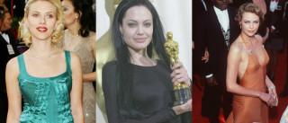Os primeiros vestidos que as celebridades usaram nos Óscares