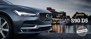 Volvo S90 D5 Inscription: O Futuro já chegou... e é brilhante