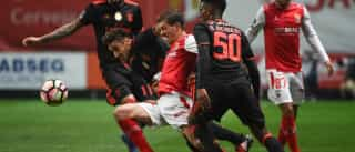 [0-1] Benfica não cedeu à pressão e foi a Braga conquistar os três pontos