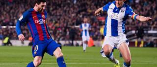 Penalti nos últimos minutos 'salva' FC Barcelona de empate com Leganés