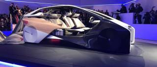 Ainda estamos no início do ano mas estes 'concept cars' já dão que falar