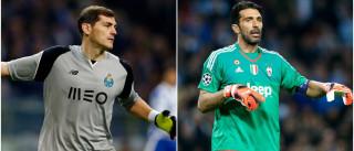 Duas lendas, um vencedor. Casillas ou Buffon, quem irá rir por último?
