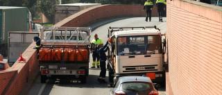 Barcelona: Homem que roubou camião agiu sem plano após noite de excessos