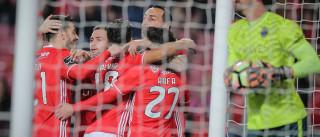 [3-1] Benfica passa por sobressalto mas vence Chaves