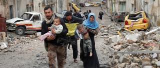 Pelos menos 18 mortos em novo bombardeamento na Síria