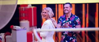 Pedro Teixeira 'desmaia' de emoção ao ver Cristina Ferreira