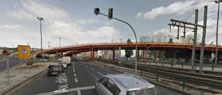 Viaduto Alcântara: Trânsito totalmente restabelecido na Avenida da Índia