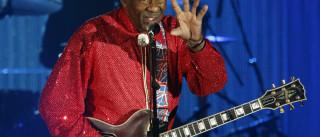 Último disco de originais de músico Chuck Berry editado em junho