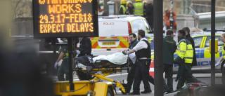 Atentado em Londres: Um português com ferimentos ligeiros