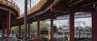 Alcântara: Trânsito continua condicionado devido a trabalhos no viaduto