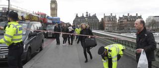 Polícia português patrulhou Westminster e antevê trabalho intenso